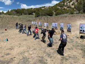 defensive handgun training course