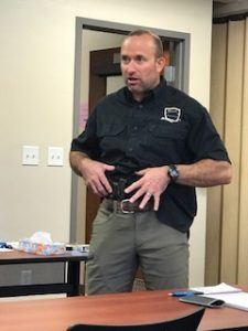 concealed carry gun class