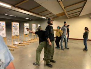 defensive handgun training