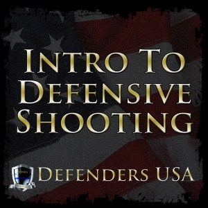 Intro to defensive shooting class